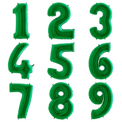 giant-green-number-balloons